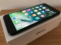 iPhone 7+ 32GB O2/GiffGaff IMMACULATE Condition!!!
