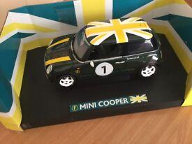 Mini Cooper Die-Cast Model Cars