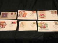 Lots of Australian First Day Covers