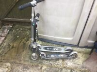 Micro scooters x2 for sale