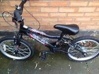 Kids bike