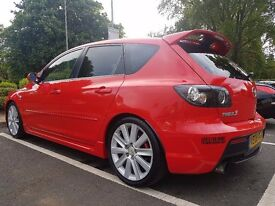 Mazda 3 Mps 2.3 Turbo RED