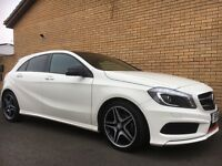 Mercedes A class 180 AMG, Mint condition. Full service history one Ladie owner