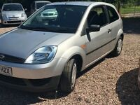 Ford Fiesta **full service history 12months mot**