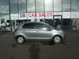 2009 09 TOYOTA YARIS 1.3 TR VVT-I 5D 99 BHP **** GUARANTEED FINANCE **** PART EX WELCOME