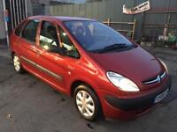 "***""""CITROEN,XSARA,PICASSO,LX,HDI,DIESEL,1997cc,90BHP,MANUAL,MOTED,RED,""""***BARGAIN"