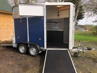 Ifor Williams Double Horse Trailer 2007 505 model