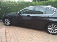 BMW 5 Series 2010 62000 Mileage with 2 keys, beige interior, full service history and Xenon lights