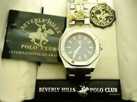 Beverly Hills Polo Club Wrist Watch, The Prestige collection
