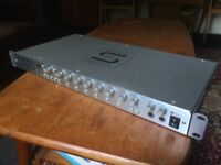 Focusrite Saffire PRO 26 i/o - firewire audio interface boxed w/ PSU and rack ears