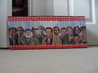 Only Fools and Horses - Complete Collection Includes all Specials. x30 Disks. R.R.P £200