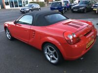 TOYOTA MR2 ROADSTER AUTO SMT CONVERTIBLE