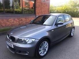 BMW 118D M SPORT, TAN INTERIOR, £30 TAX, PX WELCOME