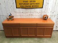 Retro mid century McIntosh sideboard in great condition