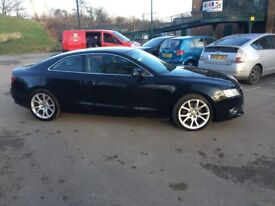 AUDI A5 3.O AUTOMATIC DIESEL ONLY £5999