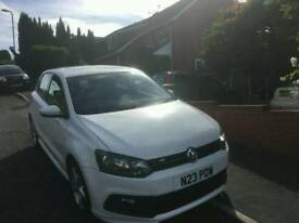 2013 VOLKSWAGEN POLO 1.2 PETROL R-LINE, LONG MOT, PRIVATE PLATE INCLUDED.