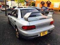 Subaru Impreza v1 wrx 300 bhp forged bargain