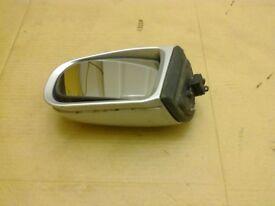 Mercedes E Wing Mirror Left Passenger Side W Model Silver