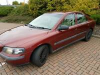 Volvo s60 turbo * reduced for a quick sale*