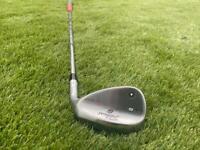 Vokey SM6 Wedge, 58 Degrees Loft, Stiff Flex Shafts, Golf Pride Grips