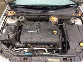 Breaking Saab 9-3 1.9 z19dth