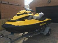2009 Seadoo RXT IS Model 255 Supercharged May Px bmw Audi Honda Range Rover x5