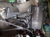 mariner 30hp 2 stroke/ spares repair