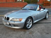 BMW Z3 1.9 + RED LEATHER + CLEAN EXAMPLE