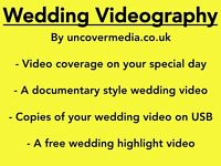 £530 Wedding Videography + Free Wedding Highlight Video *Summer 2016*