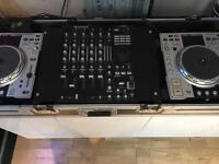 Demon Pro DJ decks for sale
