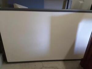 Magnetic white board 4' x 8'