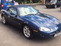 Jaguar XK8, beautiful example, LOW MILEAGE