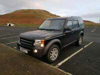 Landrover Discovery 3 TDV6 7 seater