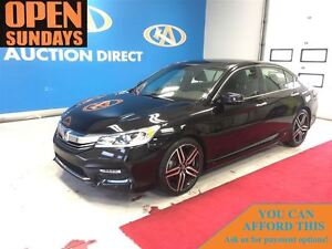 2016 Honda Accord SPORT! ONLY 5000KM! SUNROOF!