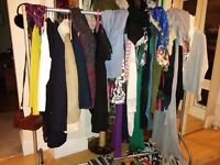 Collection of 50 items of ladies clothes sizes 8-14 good brands