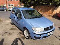 Fiat Punto 1.2 2003 MOT TILL DEC2 017