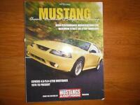 Mustang 1979-2002 Chassis Performance Tuning Book 4.6L & 5.0L