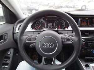 2013 Audi A4 2.0T | AWD | LEATHER | ROOF | ONE OWNER London Ontario image 10