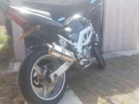 suzuki sv650 for sell, good condition, loads of aftermarket parts on it