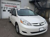 2007 Toyota Sienna CE - AUT.- TOUT EQUIPE - D'OCCASION