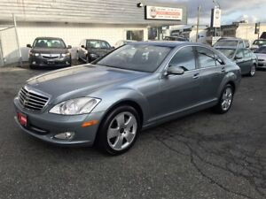 2008 Mercedes-Benz S550 Plug-In Hybrid WE ARE MOVING! COQUITLAM