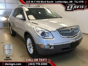 Used 2010 Buick Enclave AWD 4dr CXL- NAVIGATION, HEATED SEATS