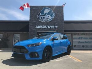 2016 Ford Focus WOW RS! $267.00 BI-WEEKLY+TAX!