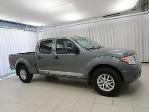2017 Nissan Frontier SV 4X4 4DR
