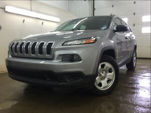 2014 Jeep Cherokee SPORT-NAV, CRUISE, REMOTE START