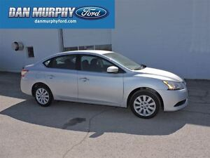 2014 Nissan Sentra 1.8 S (SPECIAL FINANCING AVAILABLE)