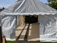 Low Cost 4m x 6m Marquee/Tent/Gazebo for Weddings/Parties/Events