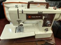 Frister Star 60 Vintage Sewing machine very good condition