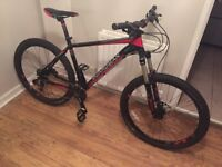 Boardman comp men's mountain bike