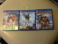 Games to ps4